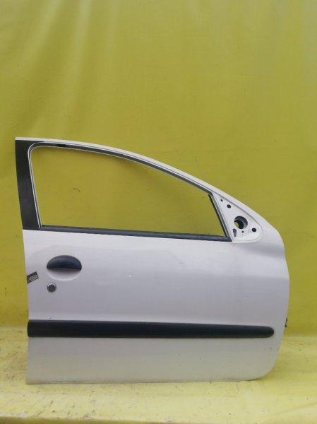 Дверь Peugeot 206 KFW 2009 передняя правая