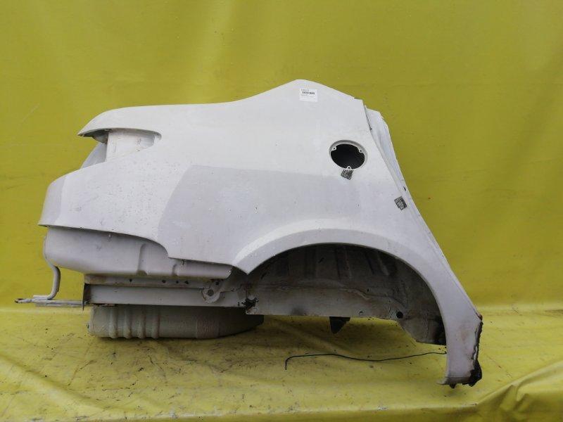 Крыло Peugeot 206 KFW 2009 заднее правое