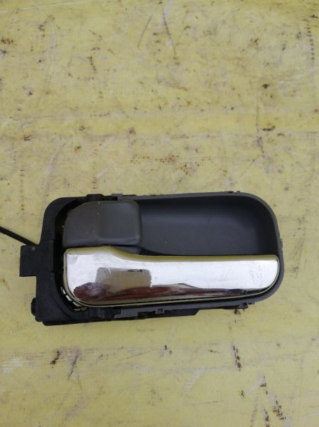 Ручка двери внутренняя Nissan Sunny FB15 QG15DE 2001 передняя левая