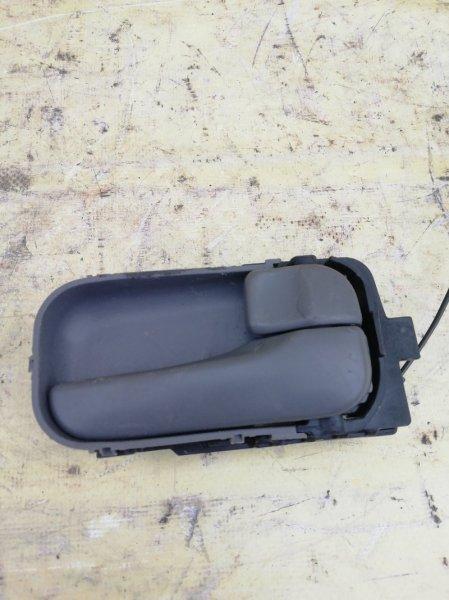 Ручка двери внутренняя Nissan Sunny FB15 QG15DE 2001 передняя правая