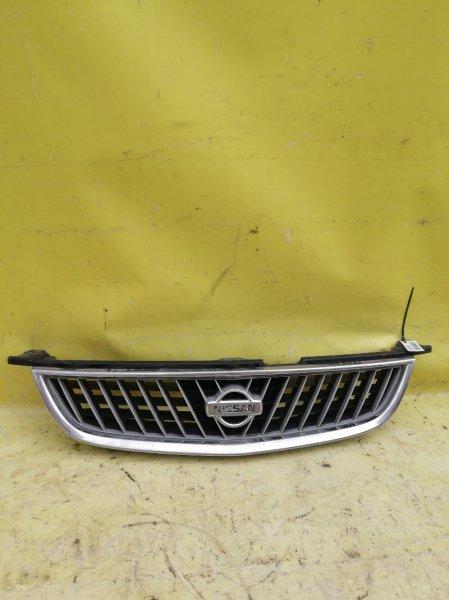 Решетка радиатора Nissan Sunny FB15 QG15DE 2001