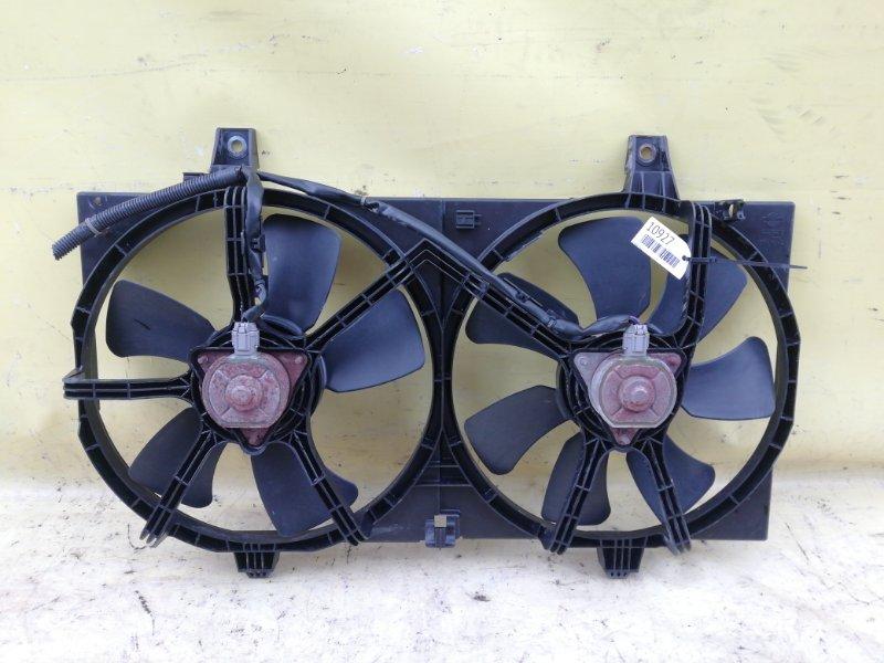 Диффузор Nissan Sunny FB15 QG15DE 2001