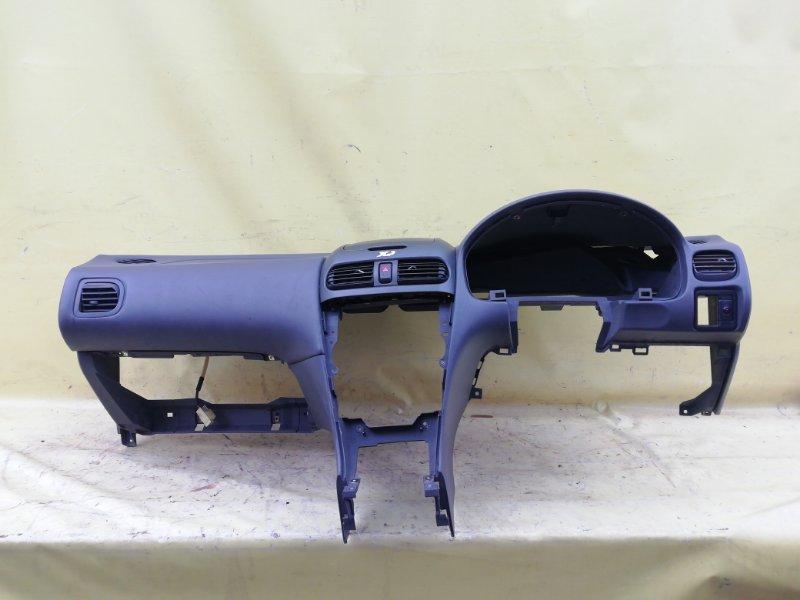 Торпедо Nissan Sunny FB15 QG15DE 2001