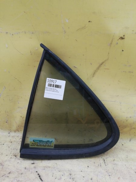 Форточка двери Nissan Sunny FB15 QG15DE 2001 задняя левая