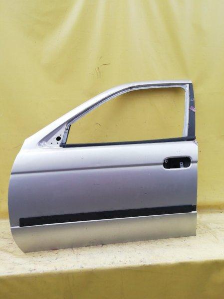 Дверь Nissan Sunny FB15 QG15DE 2001 передняя левая