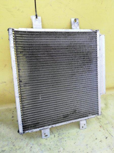 Радиатор кондиционера Toyota Passo KCG10 1KR-FE 2006