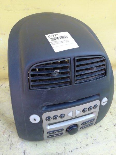 Магнитофон Toyota Passo KCG10 1KR-FE 2006