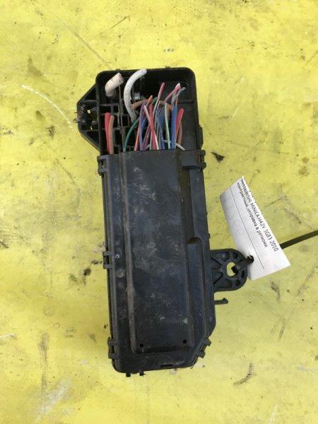 Блок предохранителей Mitsubishi Minica H42V 3G83 2010