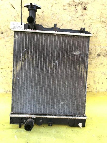 Радиатор основной Mitsubishi Minica H42V 3G83 2010