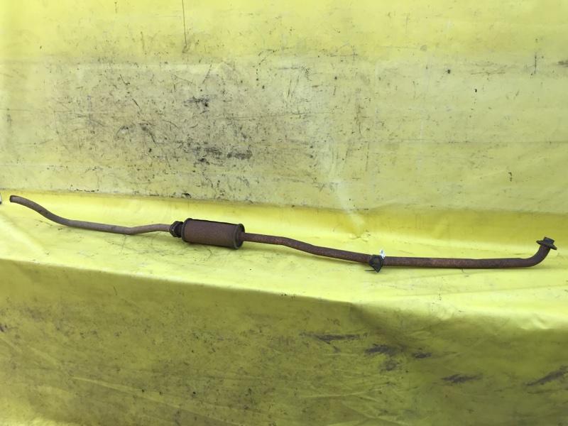 Выхлопная труба Mitsubishi Minica H42V 3G83 2010