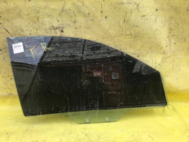 Стекло двери Mitsubishi Space Star 4G18 2004 переднее правое