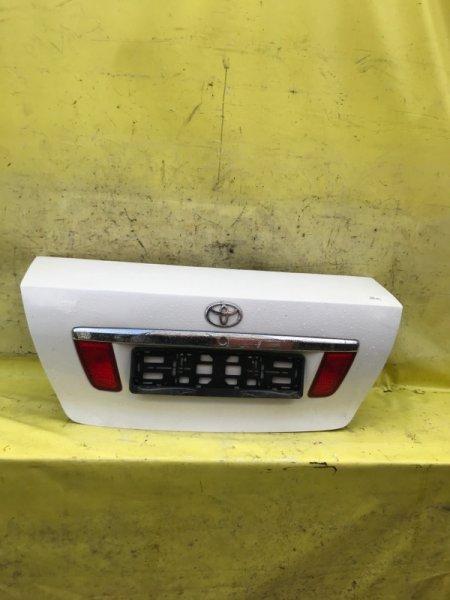 Крышка багажника Toyota Premio ZZT240 1ZZFE 2002