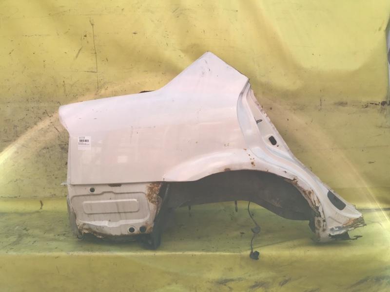 Крыло Mazda Familia BJ5P ZL 2000 заднее правое