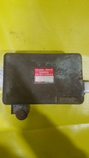 Блок управления 4wd Toyota Carina Ed ST183 3S-FE 1991