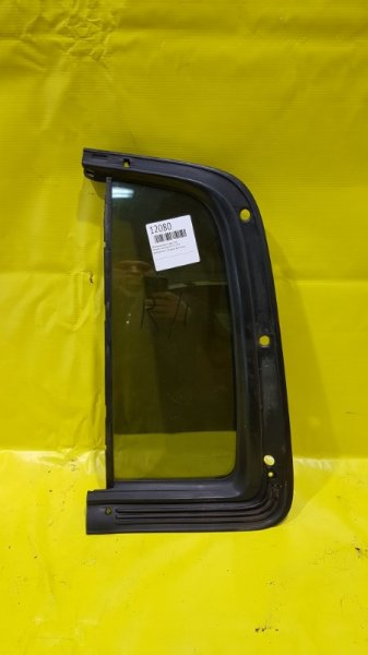 Форточка двери Chrysler Saratoga 6G72 1992 задняя левая