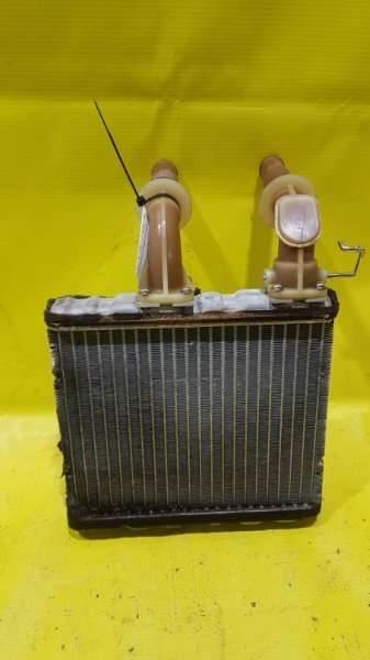 Радиатор печки Nissan Bluebird EU14 SR18DE 1998