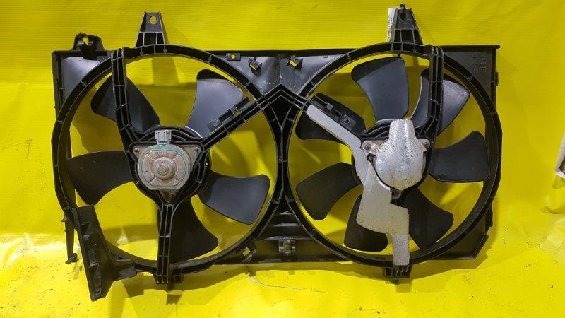 Диффузор Nissan Bluebird EU14 SR18DE 1998