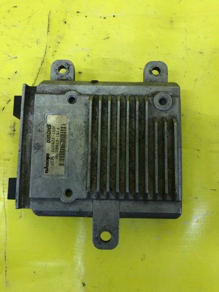 Блок управления рулевой рейкой Mazda Rx8 SE3P 13B 2003