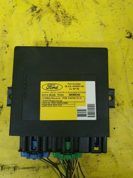 Блок управления центральным замком Ford Focus 1 2000