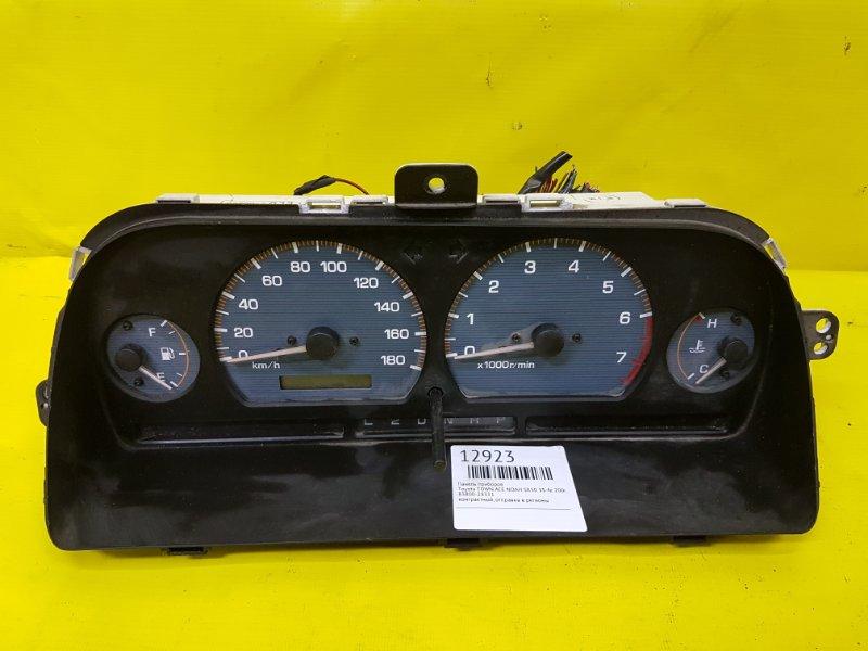 Панель приборов Toyota Town Ace Noah SR50 3S-FE 2000