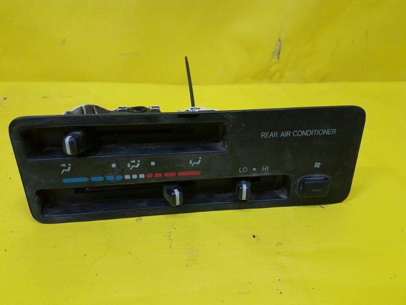 Блок управления климат-контролем Toyota Town Ace Noah SR50 3S-FE 2000 задний