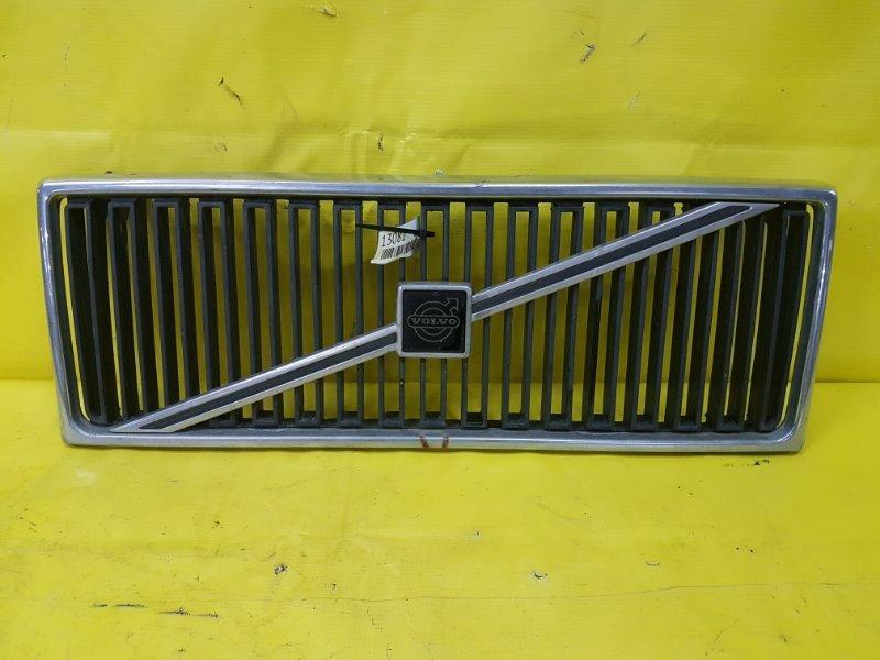 Решетка радиатора Volvo 740 B230 1988