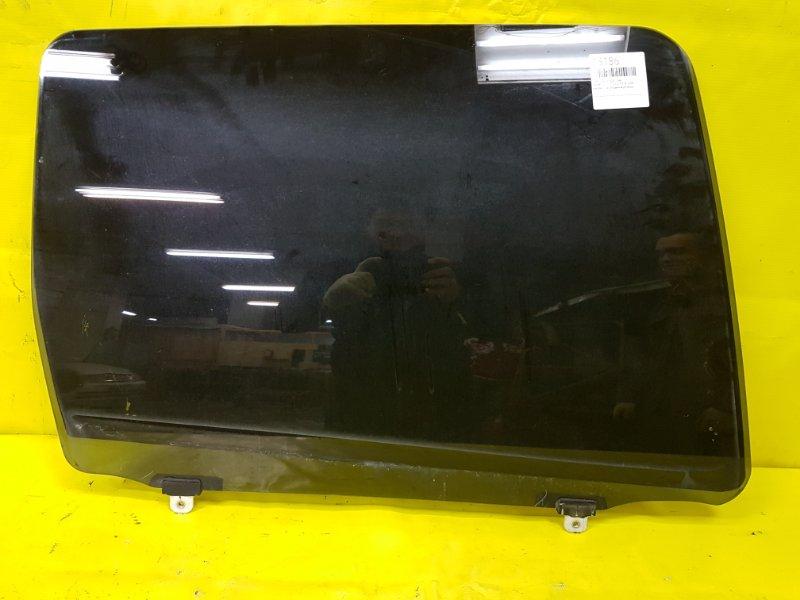 Стекло двери Daihatsu Yrv M201G K3-VE 2000 заднее правое