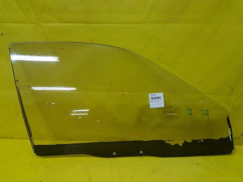Стекло двери Mitsubishi Lancer CD7A 4D65 1993 переднее правое