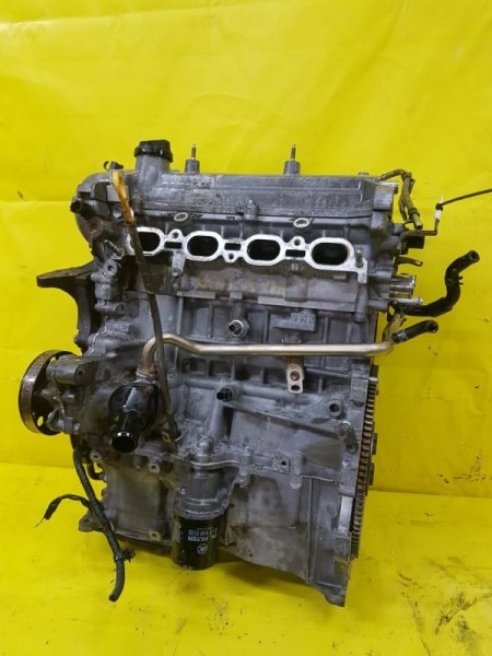 Двигатель Toyota Corolla NZE121 1NZ-FE 2002