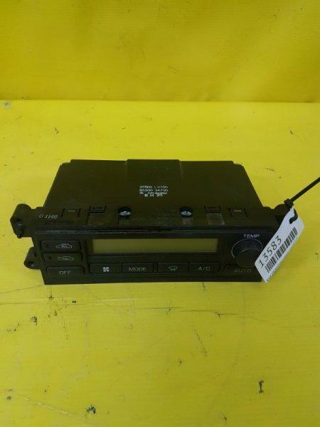 Блок управления климат-контролем Nissan Terrano Regulus R50 VG33(E) 1998