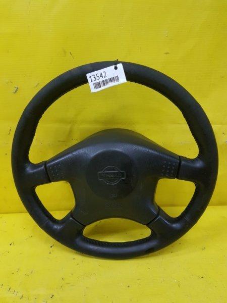 Руль Nissan Terrano Regulus R50 VG33(E) 1998