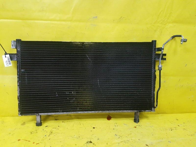 Радиатор кондиционера Nissan Terrano Regulus R50 VG33(E) 1998 передний