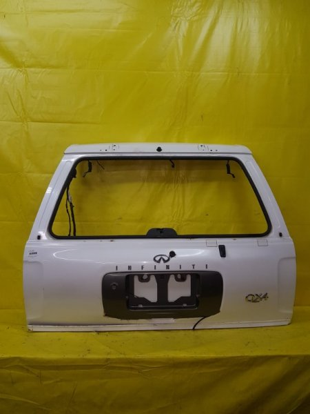Дверь 5-я Nissan Terrano Regulus R50 VG33(E) 1998 задняя