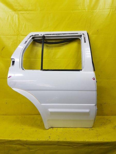 Дверь Nissan Terrano Regulus R50 VG33(E) 1998 задняя правая