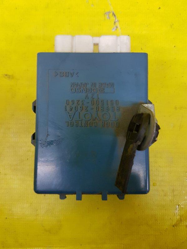 Блок управления дверьми Toyota Hiace Regius RCH47 3RZ-FE 1997