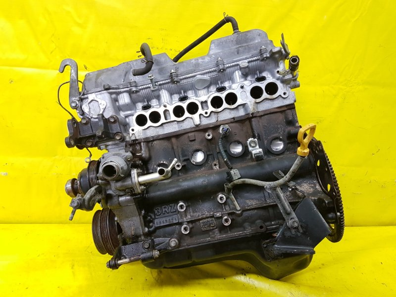 Двигатель Toyota Hiace Regius RCH47 3RZ-FE 1997