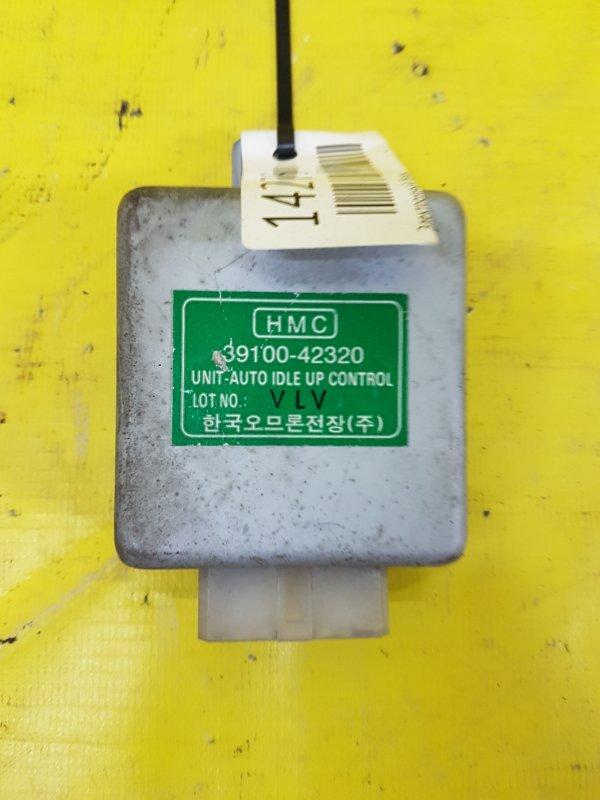 Электронный блок Hyundai Starex D4BH 2001