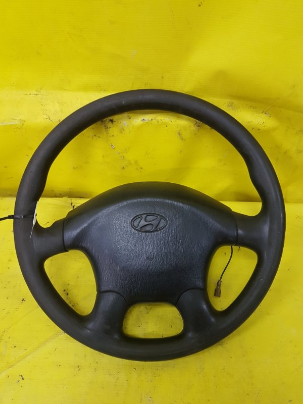 Руль Hyundai Starex D4BH 2001