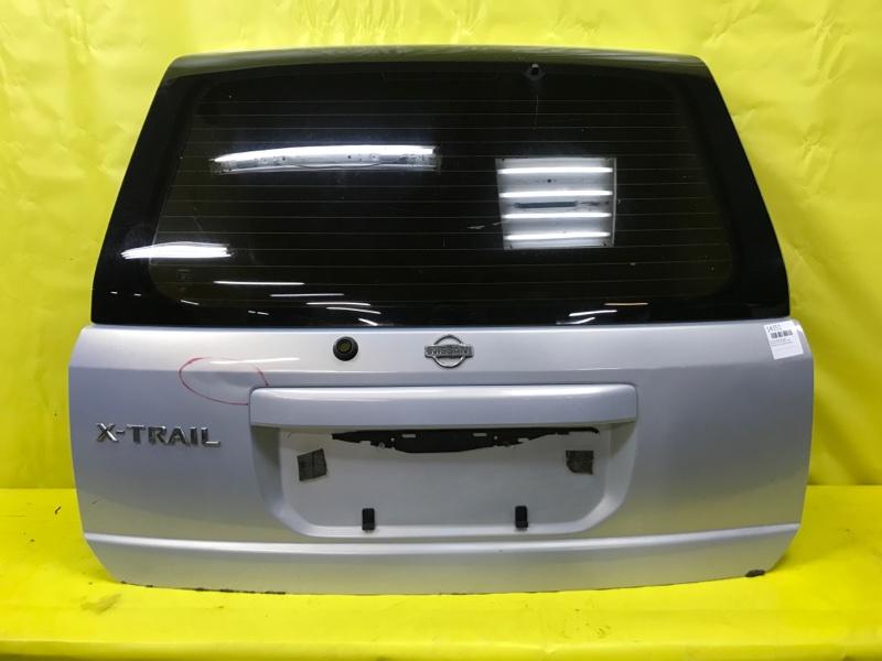 Крышка багажника Nissan X-Trail T30 QR20 2001 задняя