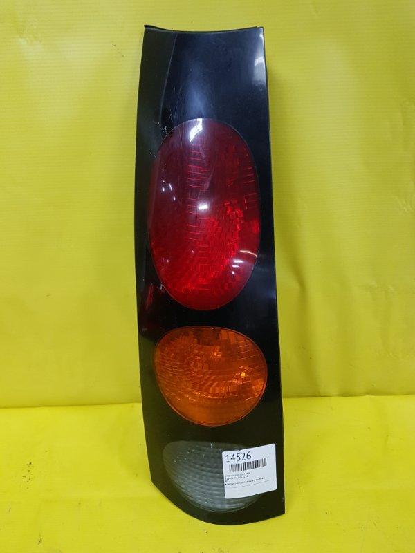 Стоп-сигнал Toyota Raum EXZ10 задний левый