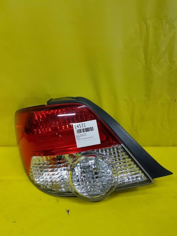 Стоп-сигнал Subaru Impreza GG2 задний левый