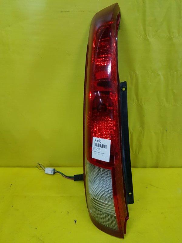 Стоп-сигнал Nissan X-Trail NT30 задний левый