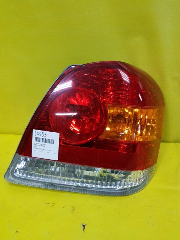 Стоп-сигнал Toyota Platz SCP11 задний правый