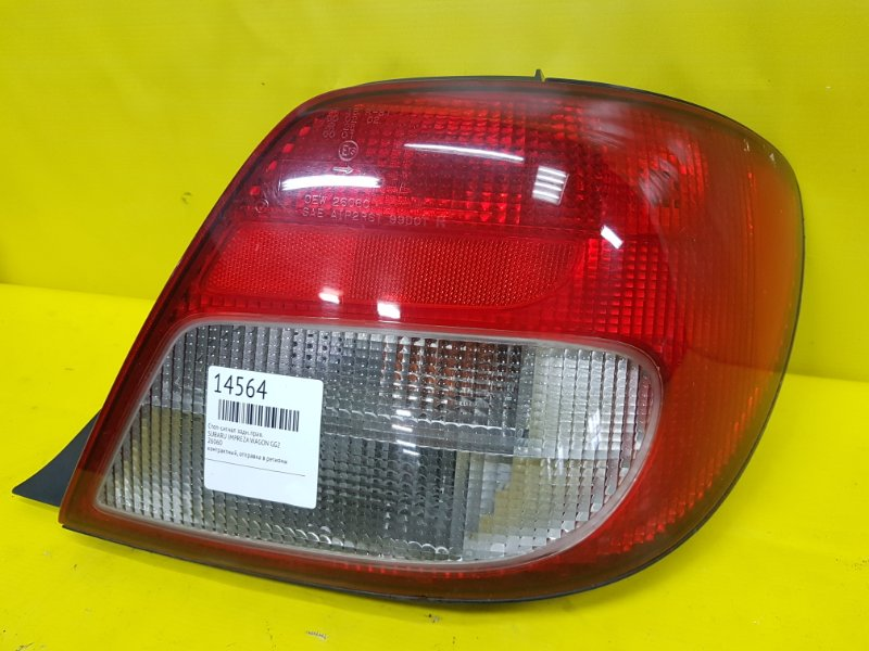 Стоп-сигнал Subaru Impreza Wagon GG2 задний правый