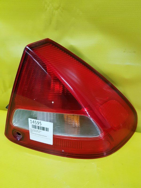 Стоп-сигнал Honda Insight ZE1 задний правый
