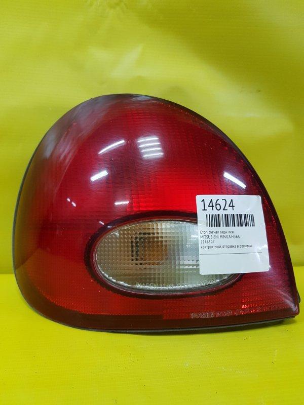 Стоп-сигнал Mitsubishi Minica H36A задний левый