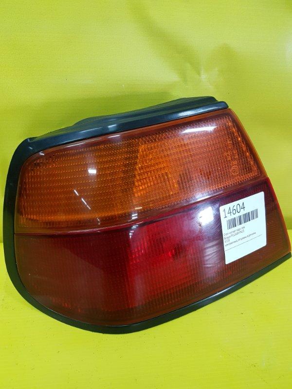 Стоп-сигнал Nissan Pulsar FN15 задний левый