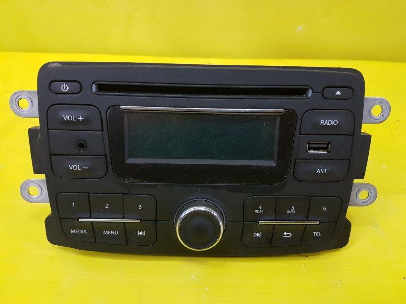 Магнитофон Renault Duster K9K 2013