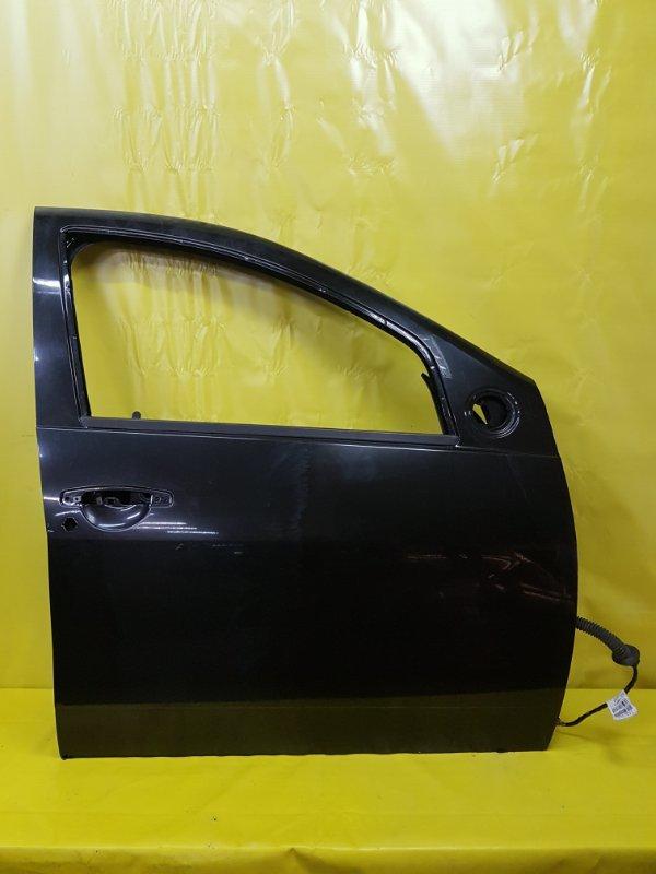Дверь Renault Duster K9K 2013 передняя правая