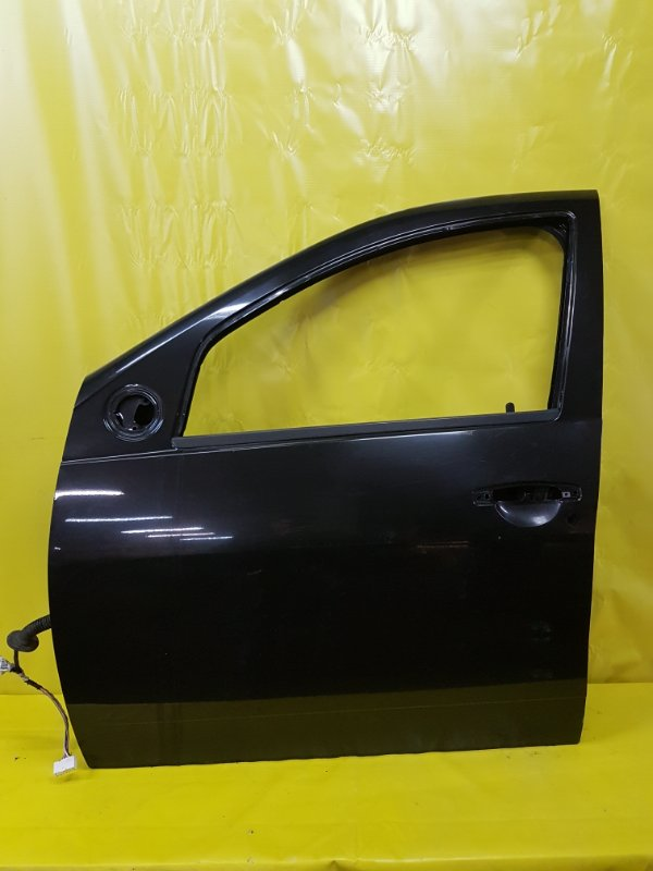 Дверь Renault Duster K9K 2013 передняя левая